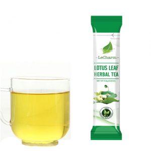 lotus leaf tea